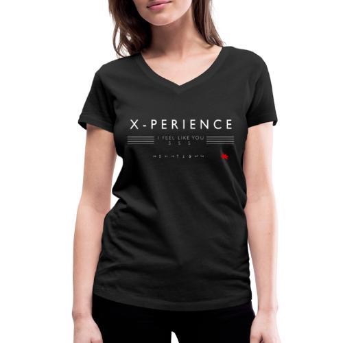 I Feel Like You 555 - limited Edition 2020 - Frauen Bio-T-Shirt mit V-Ausschnitt von Stanley & Stella