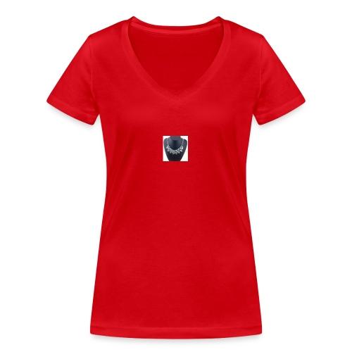 Thinshop - Camiseta ecológica mujer con cuello de pico de Stanley & Stella