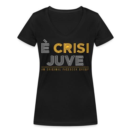Original - T-shirt ecologica da donna con scollo a V di Stanley & Stella