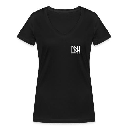 noree merch - Ekologisk T-shirt med V-ringning dam från Stanley & Stella