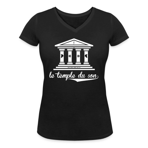 Classic (Artist/Promo) - T-shirt bio col V Stanley & Stella Femme