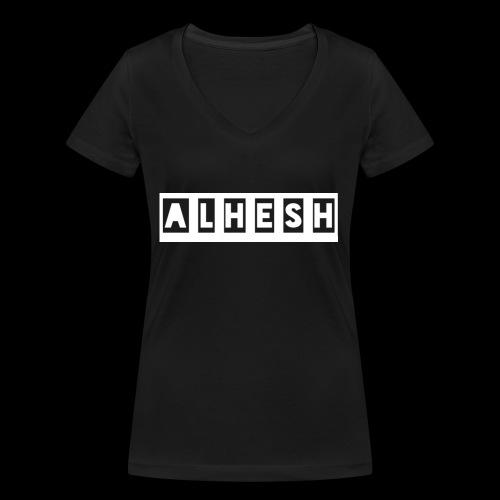 04131CD3 20A7 475D 94E9 CD80DF3D1589 - Frauen Bio-T-Shirt mit V-Ausschnitt von Stanley & Stella