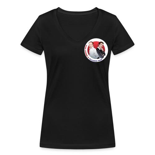 EHLYASS_maxanderPaul+Cyri - T-shirt bio col V Stanley & Stella Femme