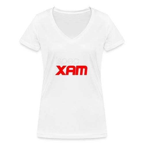Ispep XAM - Women's Organic V-Neck T-Shirt by Stanley & Stella