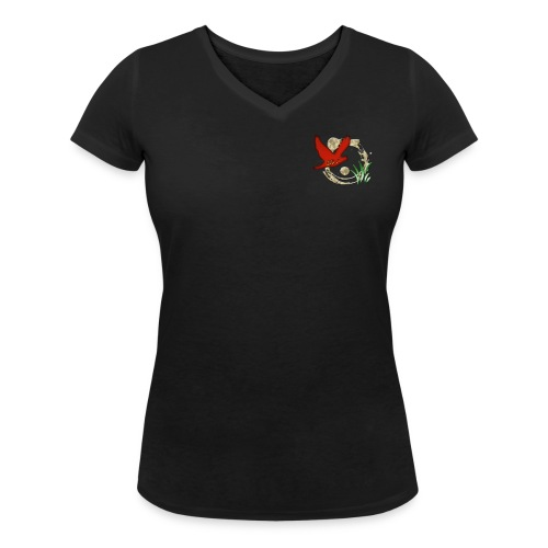 ZDC - Frauen Bio-T-Shirt mit V-Ausschnitt von Stanley & Stella