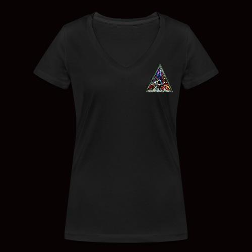 ILLUMINITY - Women's Organic V-Neck T-Shirt by Stanley & Stella