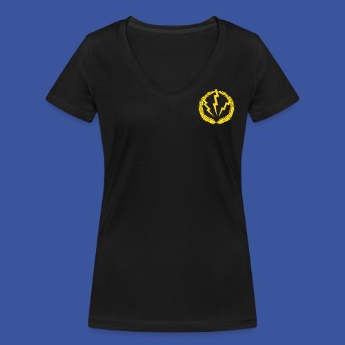 RLC Logo - Ekologisk T-shirt med V-ringning dam från Stanley & Stella