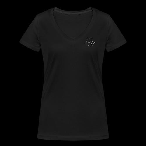 DATURA - Women's Organic V-Neck T-Shirt by Stanley & Stella