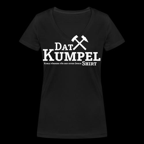 dat-kumpel-shirt - Frauen Bio-T-Shirt mit V-Ausschnitt von Stanley & Stella