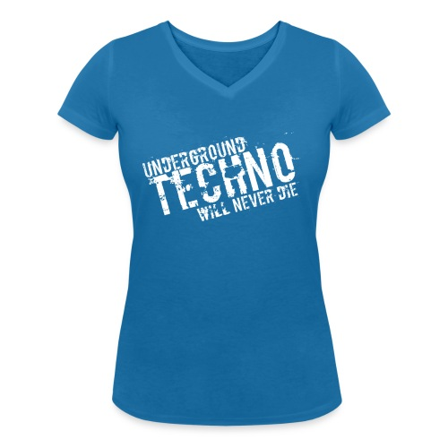 UTWND png - Women's Organic V-Neck T-Shirt by Stanley & Stella