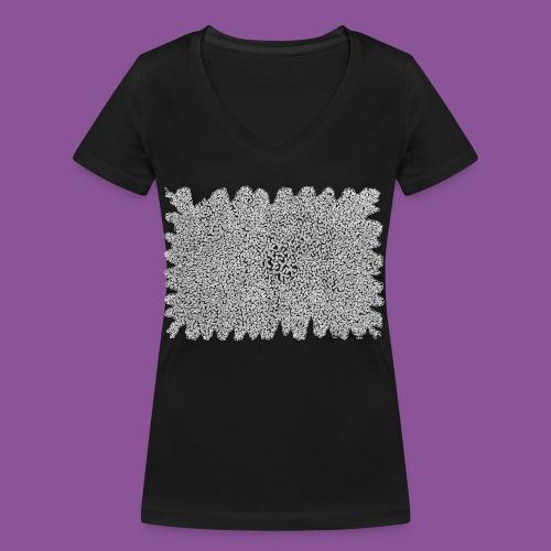 Augenbakterien 6 - Frauen Bio-T-Shirt mit V-Ausschnitt von Stanley & Stella