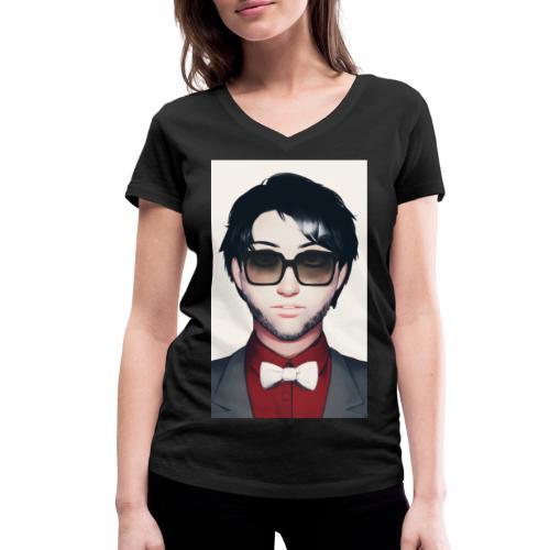 Can Dean - Frauen Bio-T-Shirt mit V-Ausschnitt von Stanley & Stella