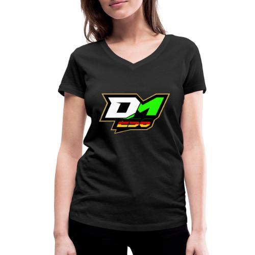 Dominik Mösedr - Frauen Bio-T-Shirt mit V-Ausschnitt von Stanley & Stella