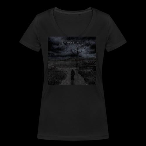 Touch of Eternity: ITCOL cover - Stanley & Stellan naisten v-aukkoinen luomu-T-paita