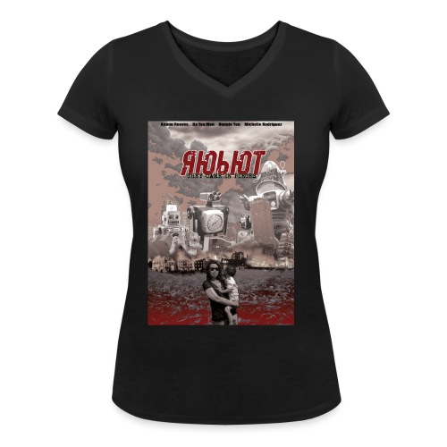Ka bots - Vrouwen bio T-shirt met V-hals van Stanley & Stella