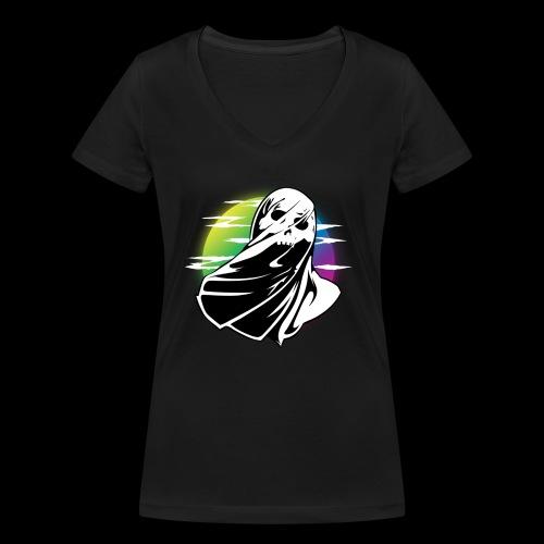 MRK24 - Women's Organic V-Neck T-Shirt by Stanley & Stella