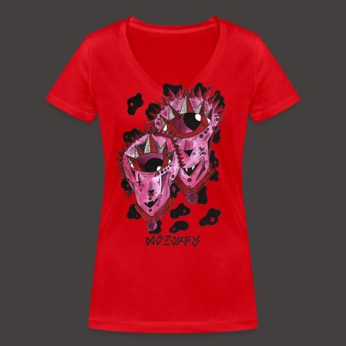 Gemeaux original - T-shirt bio col V Stanley & Stella Femme