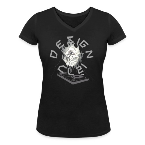 tuffer 3 - T-shirt bio col V Stanley & Stella Femme