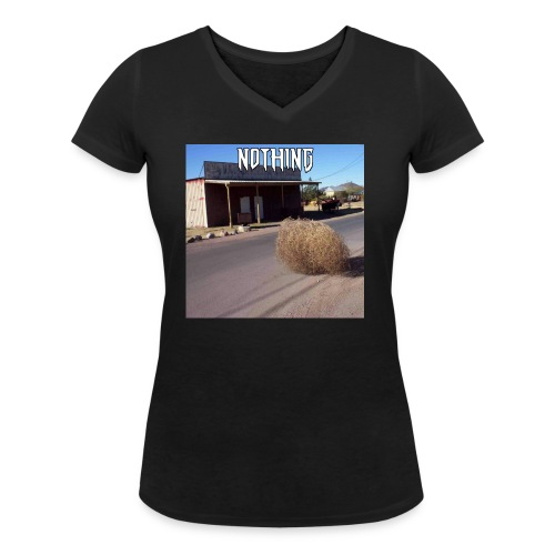 NOTHING - T-shirt bio col V Stanley & Stella Femme