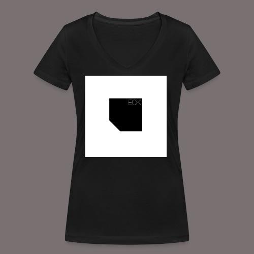 ecke - Frauen Bio-T-Shirt mit V-Ausschnitt von Stanley & Stella