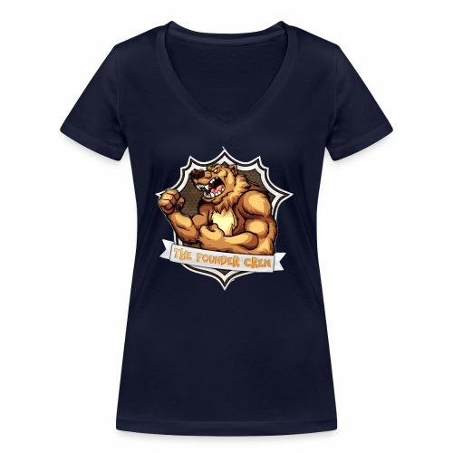 Prodotti Ufficiali della Crew! - T-shirt ecologica da donna con scollo a V di Stanley & Stella
