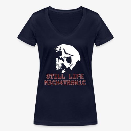 Still Life - Ekologisk T-shirt med V-ringning dam från Stanley & Stella