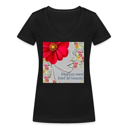 Girly - T-shirt bio col V Stanley & Stella Femme