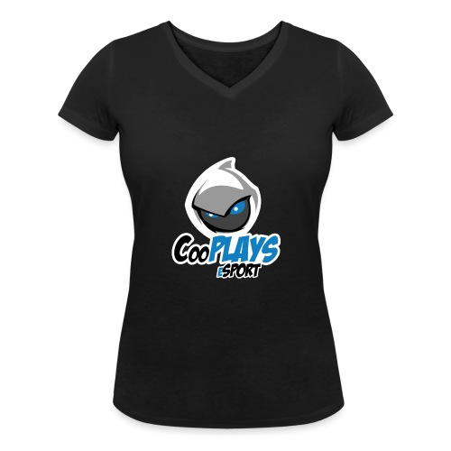CooPLAYS eSPORT - T-shirt bio col V Stanley & Stella Femme
