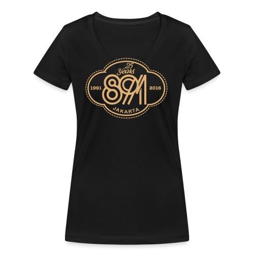 25891-Final-AI8 - Women's Organic V-Neck T-Shirt by Stanley & Stella