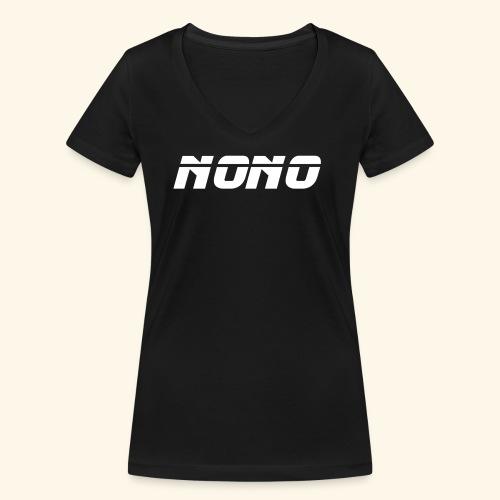 NONO - Økologisk Stanley & Stella T-shirt med V-udskæring til damer