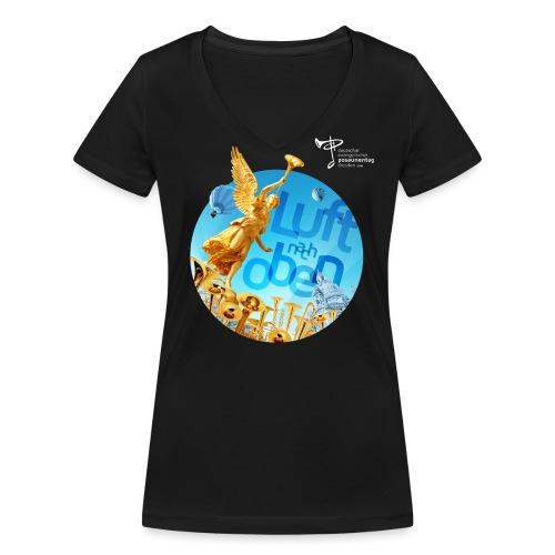 DEPT 2016 Hauptmotiv - Frauen Bio-T-Shirt mit V-Ausschnitt von Stanley & Stella