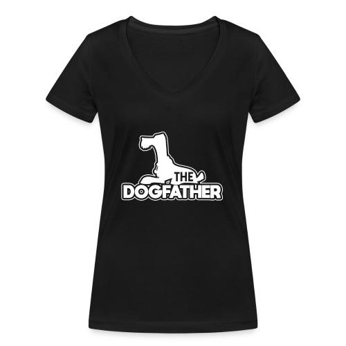 The DOGFATHER - Frauen Bio-T-Shirt mit V-Ausschnitt von Stanley & Stella