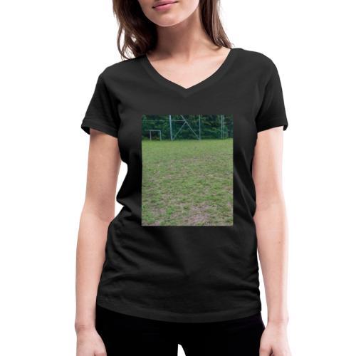 946963 658248917525983 2666700 n 1 jpg - Frauen Bio-T-Shirt mit V-Ausschnitt von Stanley & Stella