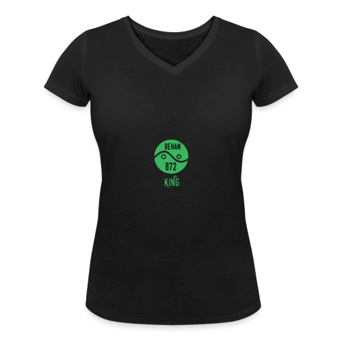 1511989094746 - Women's Organic V-Neck T-Shirt by Stanley & Stella