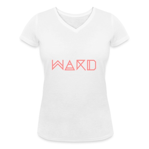WARD - Women's Organic V-Neck T-Shirt by Stanley & Stella