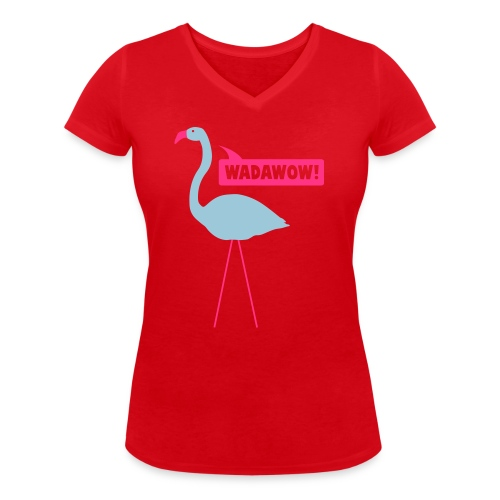 wadawow - T-shirt bio col V Stanley & Stella Femme