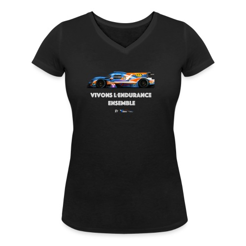 Norma FansWEC - T-shirt bio col V Stanley & Stella Femme