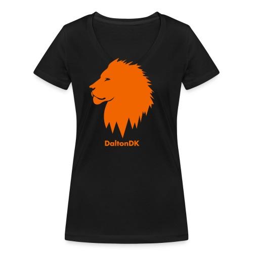 DaltonDK - Økologisk Stanley & Stella T-shirt med V-udskæring til damer