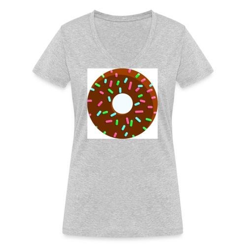 unnamed - Women's Organic V-Neck T-Shirt by Stanley & Stella