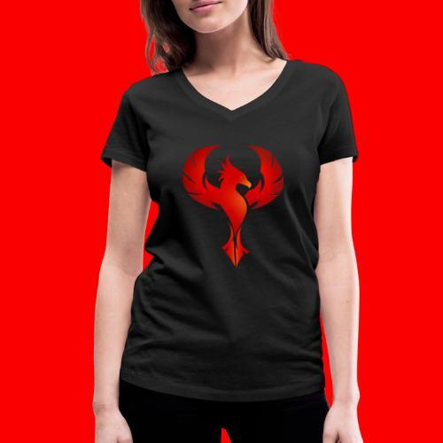 Phynyx Trust Collection - Frauen Bio-T-Shirt mit V-Ausschnitt von Stanley & Stella