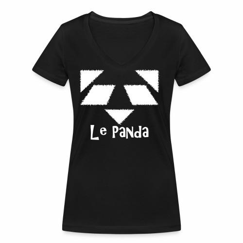 Comme l'écume - T-shirt bio col V Stanley & Stella Femme