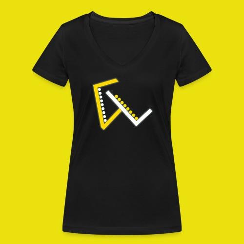 Giulio Laura FX T-Shirt - T-shirt ecologica da donna con scollo a V di Stanley & Stella