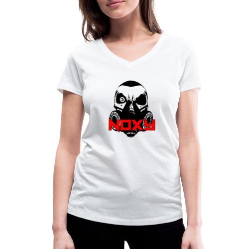 Noxy - T-shirt ecologica da donna con scollo a V di Stanley & Stella