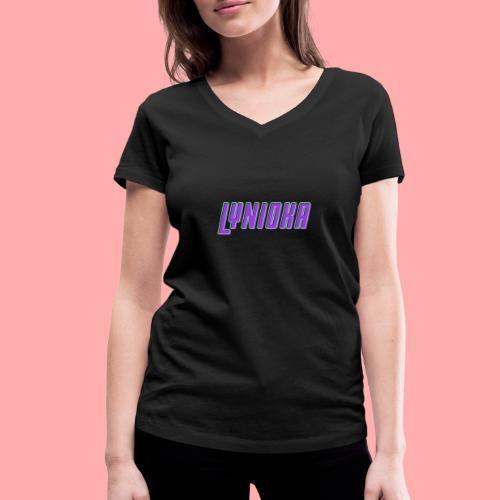 Lynioka Logo - T-shirt bio col V Stanley & Stella Femme