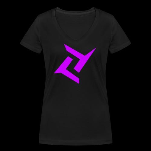 New logo png - Vrouwen bio T-shirt met V-hals van Stanley & Stella
