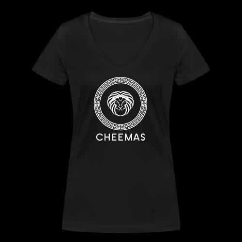 CHEEMAS - T-shirt bio col V Stanley & Stella Femme