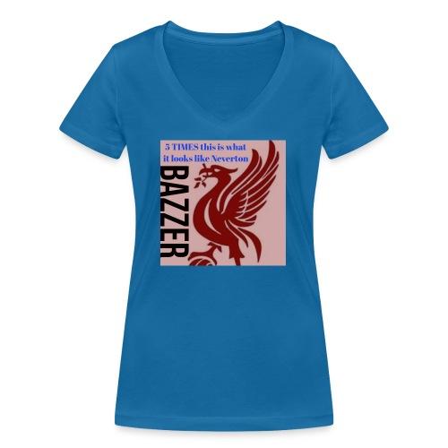 My Post - Women's Organic V-Neck T-Shirt by Stanley & Stella