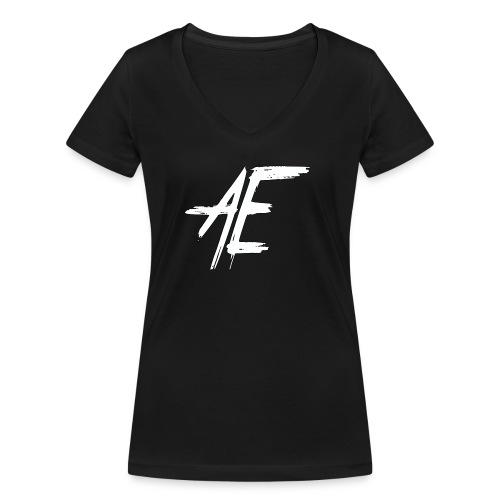 AsenovEren - Vrouwen bio T-shirt met V-hals van Stanley & Stella
