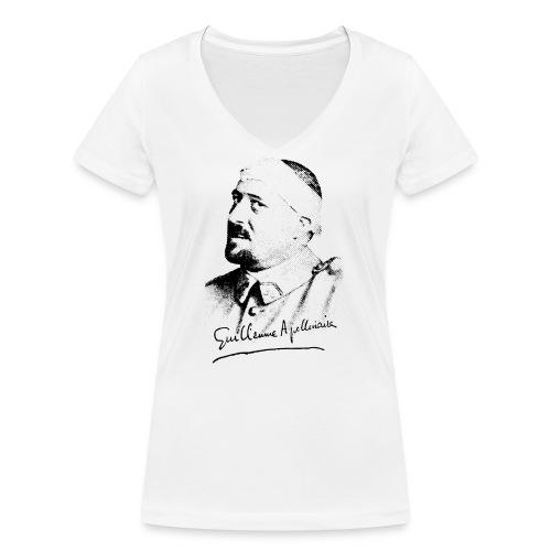 Débardeur Femme - Guillaume Apollinaire - T-shirt bio col V Stanley & Stella Femme