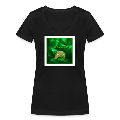 Mrgames455 - Women's Organic V-Neck T-Shirt by Stanley & Stella